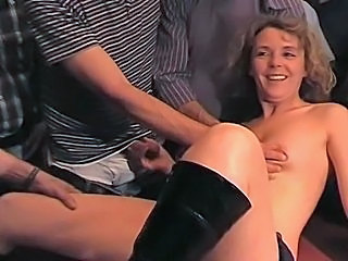 Amateur Hardcore Strap-on