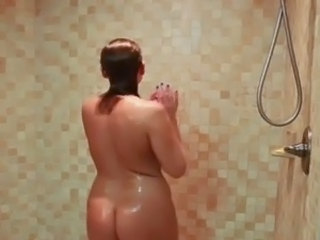 Chubby Mature Showers