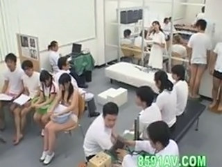 Asian Doctor School Young