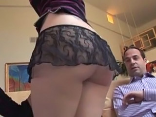 Ass Lingerie MILF Older Old and Young