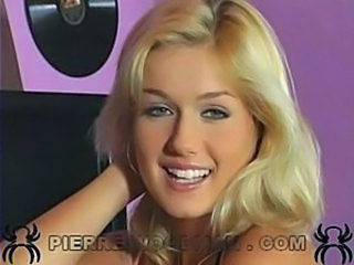 Babe Blonde Cute European