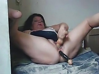My nympho mum having fun with my best friend. We placed hidden cam