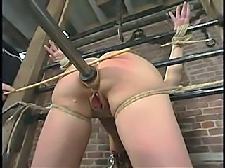 Babydoll dominated in the stocks  free