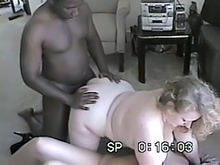 Two White Chicks Get Fucked By Big Black Cock