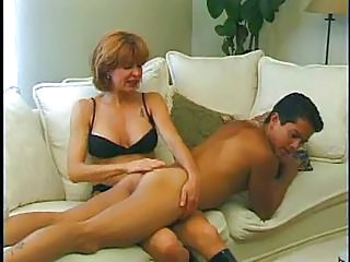 Babe Uses A Strapon On Her Man