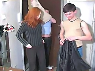 Russian bisexual orgy party mmf group