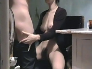 Amateur Hairy Homemade Pussy Small Tits Wife
