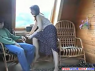 Amateur Mature Mom Russian