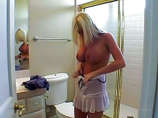 Busty Blonde Fuck A Wild One