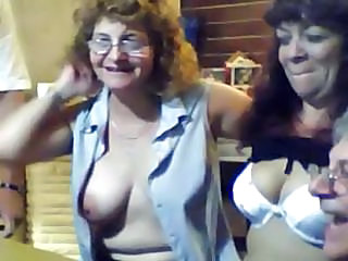 Having Loads Of Good Time In The Company Of Horny Older Swingers