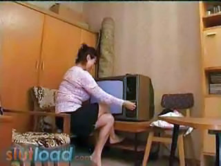 Amateur Homemade Mature Mom Russian