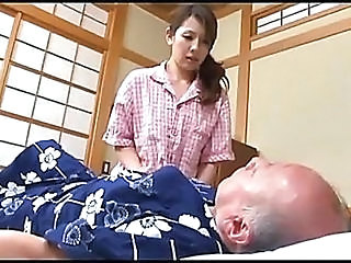 Japanese Father In Law Fucks Bab...