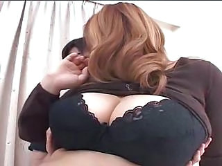 Asian Babe Big Tits Chubby Cute Japanese Lingerie Natural