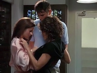 Threesome scene from the movie WILD THINGS II 2004