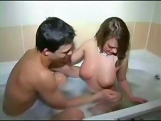 Amateur 18 Year Old Teen Couple Sex In Bathroom For First Time