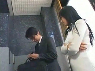 Asian Blowjob Chinese Office