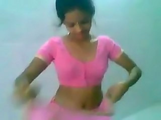 Indian Cute and shy newly married Telugu wife in saree gets fucked hard