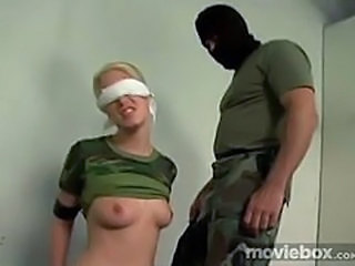 Army Fetish Slave Young