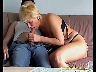 Amateur Blonde Blowjob Mature