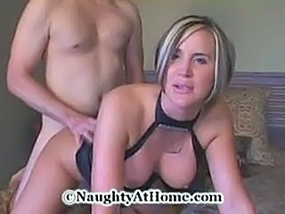 Amateur Doggystyle MILF Wife