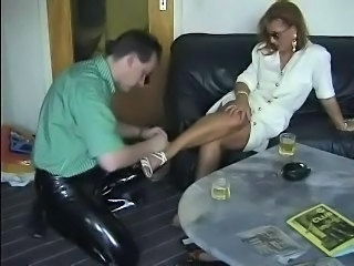 European German Legs MILF Vintage
