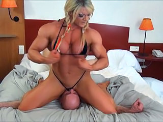 Brutal Sex-Crazed Amazon II