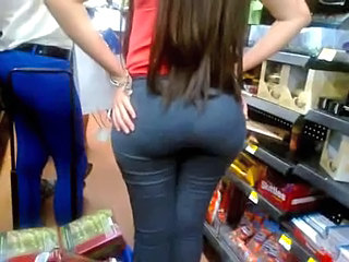 Young Mexican Booty
