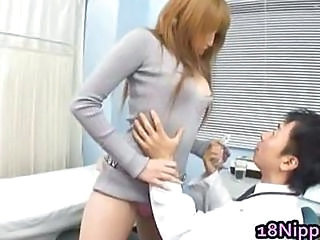 Busty Teen Asian Babe Fucked And...