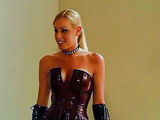 Babe Fetish Latex Pornstar