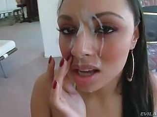 Hot As Fuck Bethany Benz Gets Co...