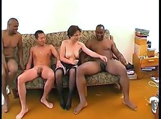 Amateur Groupsex Stockings Strapon