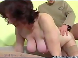Amateur Big Tits Doggystyle Hairy Mature