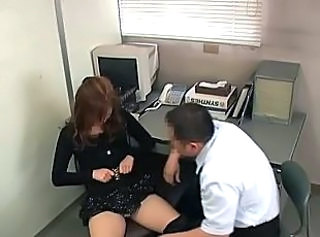 Office Teen Voyeur