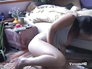 Sister caught masturbating