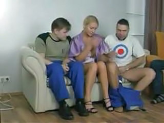 "Wife, husband, and two workers"" target=""_blank"
