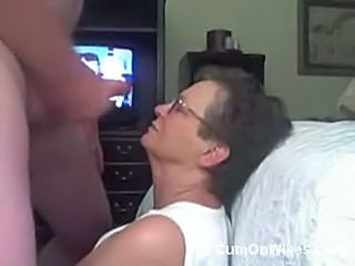 Amateur Cumshot Facial Glasses Homemade Mature