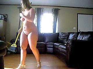 My Ex Cleaning Nude For Me