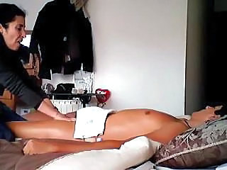 Spy cam catches some really hot