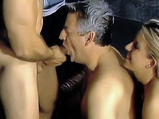 Mouth fucking bisexuals