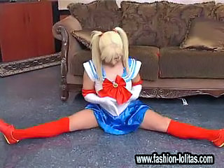Blonde Pigtail Teen