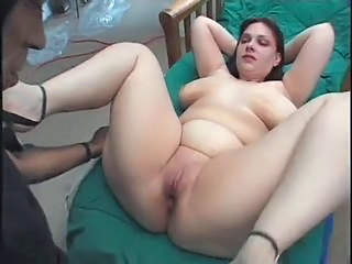 Amateur Chubby Interracial MILF Pussy Shaved