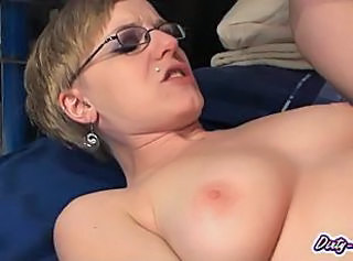 European German Glasses Hardcore MILF Piercing