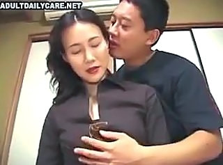 Asian Japanese Mom Old and Young