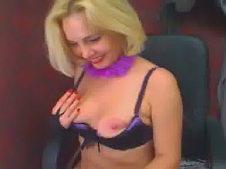 Blonde Mature Nipples Webcam