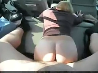 Ass Blonde Car Chubby Pov