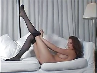 Babe Legs Natural Pantyhose Solo