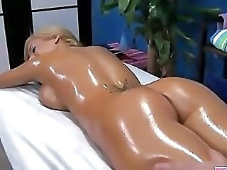 Ass Babe Massage Oiled Teen