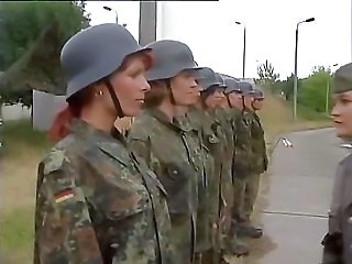 Army German MILF Uniform