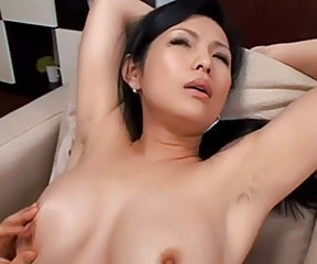 Asian Hairy Japanese MILF Nipples
