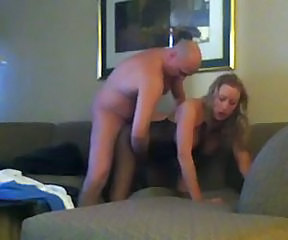 Amateur Blonde Doggystyle Homemade MILF Wife
